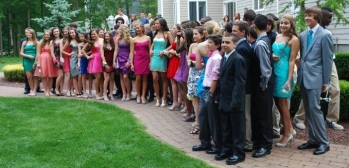 Millstone's Eighth Grade Graduation Dance   The Source