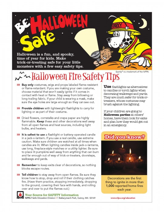 tagshalloween tips - Halloween Tips For Parents