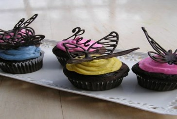 How To Make Chocolate Butterfly Cake Decorations The Source