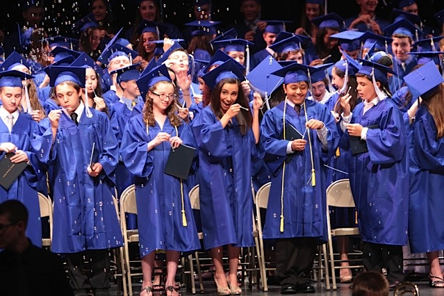 Congratulations Millstone Middle School Class of 2013   The Source
