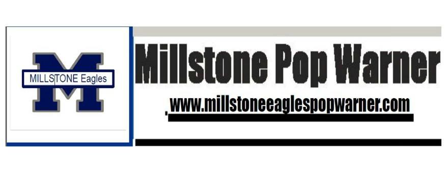 Registration for Millstone Pop Warner begins 3/1