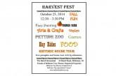 Harvest Fest 10/25