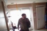 Millstone Burglar Caught on Tape