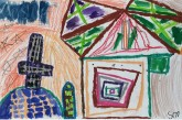 Millstone Township Primary Students Share Their Artwork With The World