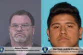 Two arrests in two sexual assaults