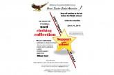 Millstone PTSA Clothing Drive 4/24