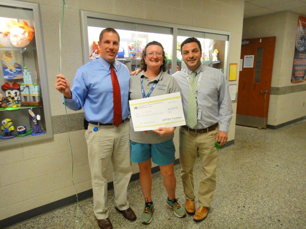 MTFEE Awards $28,844.70 in Grants to Millstone Township Schools ...