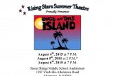 Mark Your Calendars: Once On This Island  8/4-6
