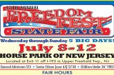 Freedom Fest State Fair Begins WEDNESDAY! Come out July 8-12