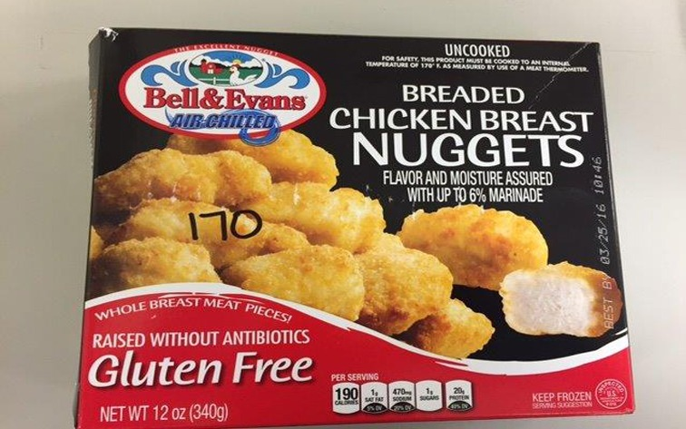 Chicken Nugget Recall The Source