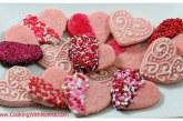Almond Hearts – Cuoricini di Mandorle