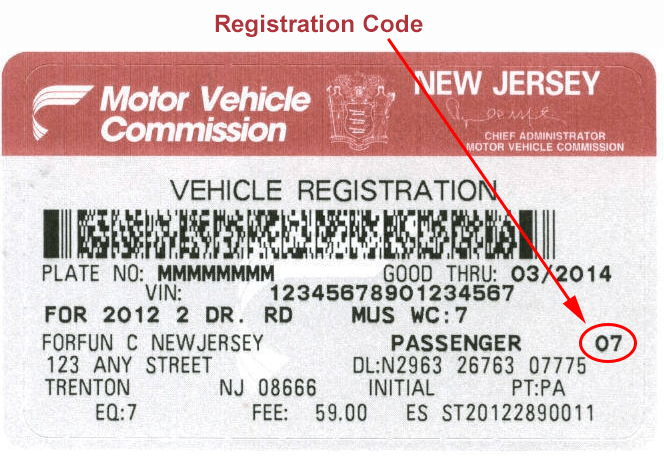 Nj Vehicle Inspection >> Nj Dmv Is Dropping Vehicle Tailpipe Emission Inspection Stickers