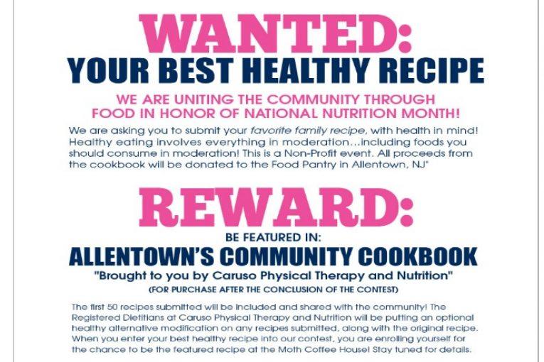 Participate in the healthy recipe contest the source participate in the healthy recipe contest forumfinder Gallery