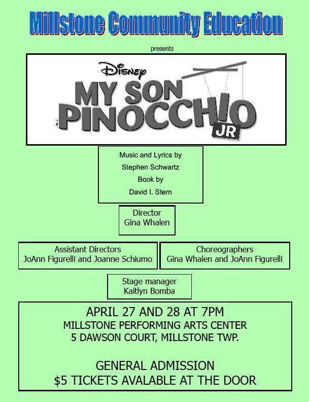 Lyric pinocchio lyrics : Go see