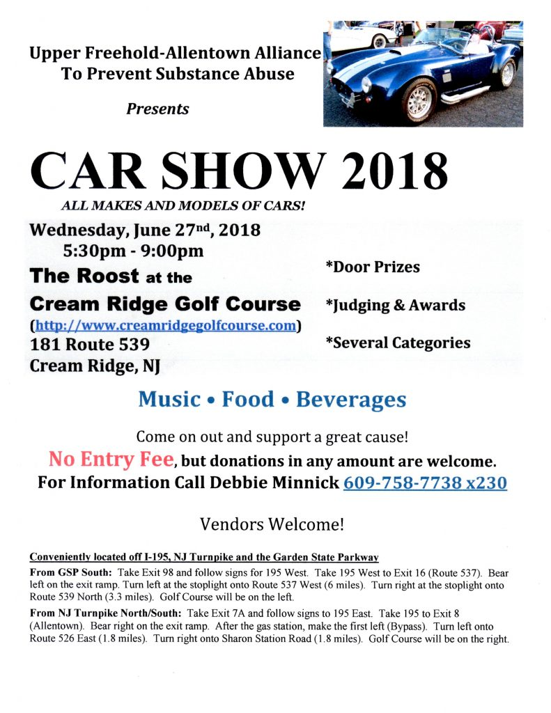 Plan To Attend The Car Show The Source - Car shows in nj