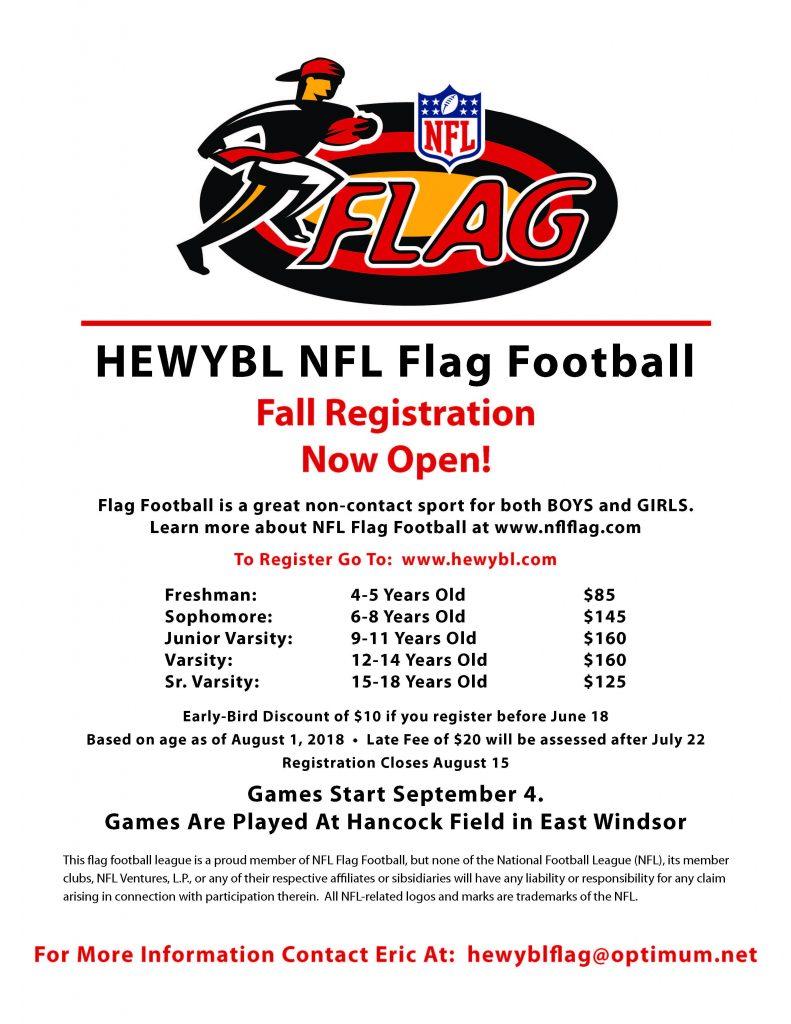 cd20ca3b2 HEWYBL NFL Flag Football Registration
