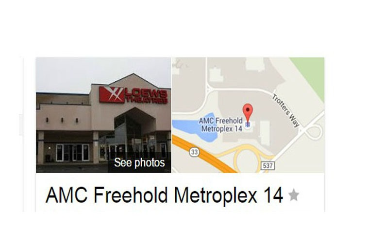 Freehold AMC Movie Theater evacuated after bomb threat   The